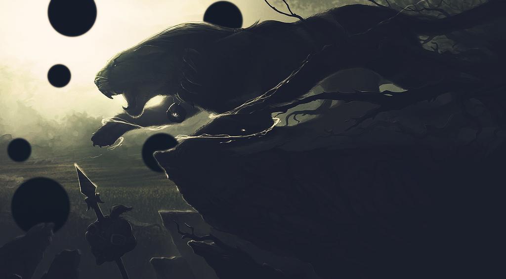 Tiger by ramaru9