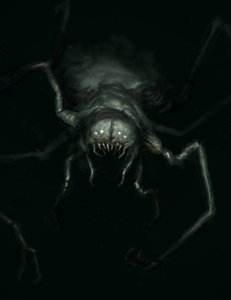 Writhing Horror by MetolGuy