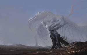 Passing Giant by MetolGuy