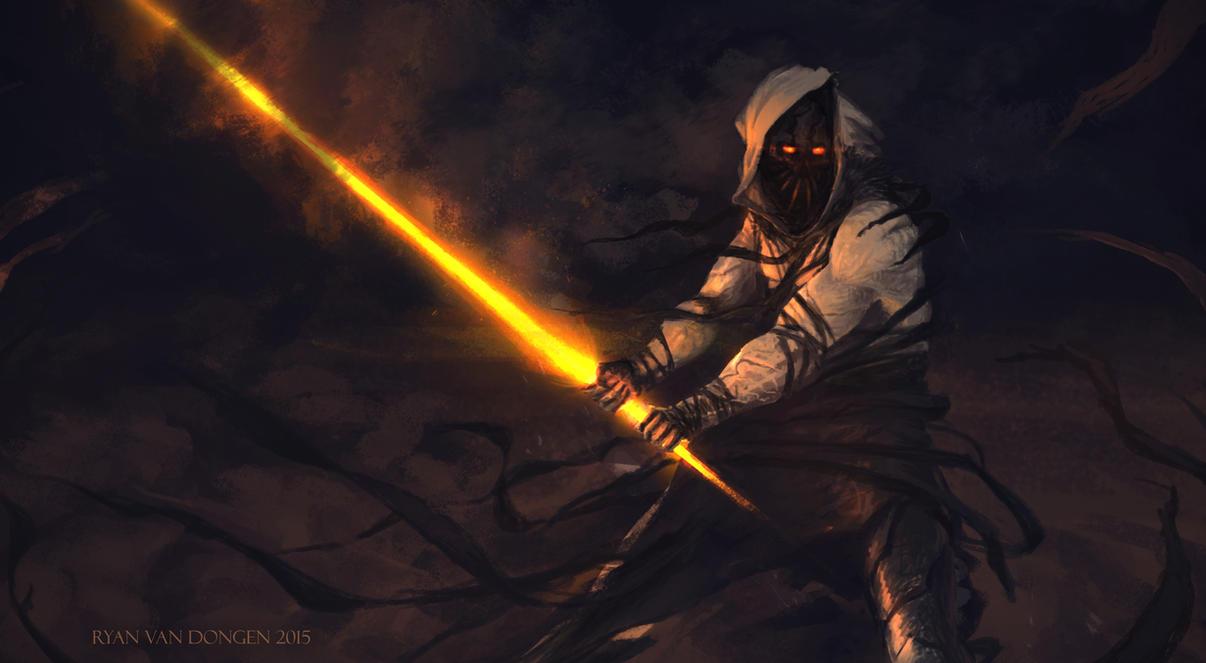 Smoke Sword by MetolGuy