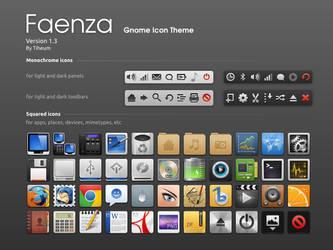 Faenza Icons