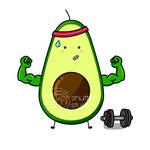 Gym Avocado