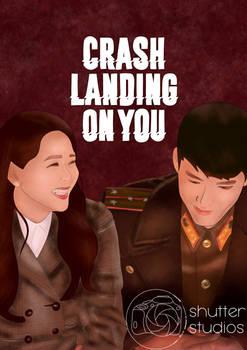 Crash Landing On You Poster