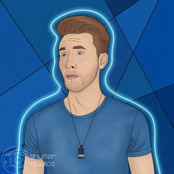 Guy In The Blue Shirt - Arjen