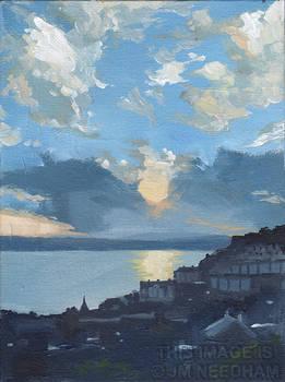 Sunrise, St Ives