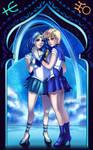 Uranus to Neptune