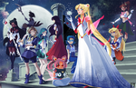 Draw This Again: Sailor Senshi