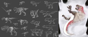 Dinovember #9: Tyrannosaurus