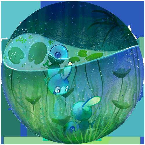 Loch Friends by Gryphon-Shifter
