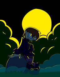 #drawthisinyourstyle: Luna