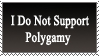 Against Polygamy by Sinister666beauty