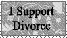 Divorce stamp by Sinister666beauty
