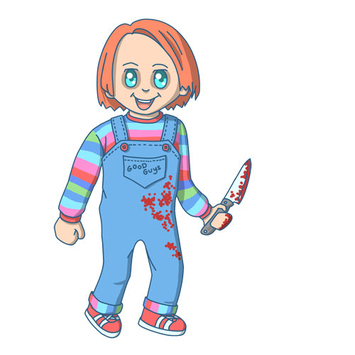 K-Chucky by decker967