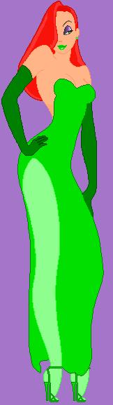 Jessica Rabbit Poison Ivy