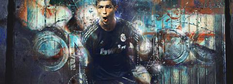 Ronaldo by MattitattiArt