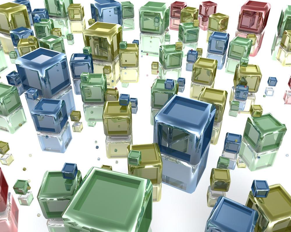 cube by sYpr0