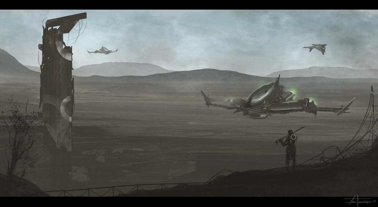 Speed paint 11-7-12 by zakforeman