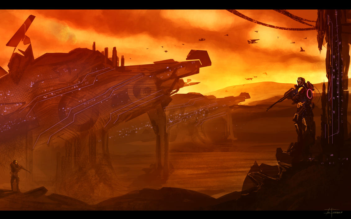 Speed Paint (11-19-12) by zakforeman