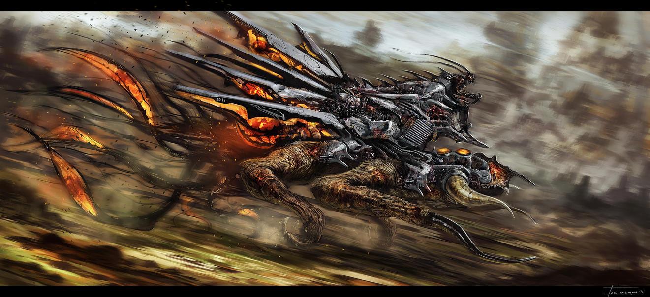 Rider (5-22-13) by zakforeman