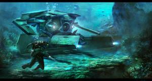 Under Water Drone