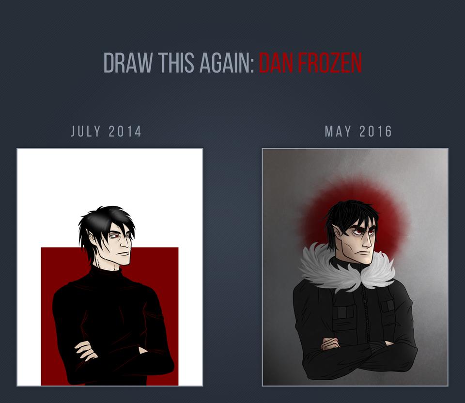 Draw This Again: Fenrir by Dan-A-Frozen