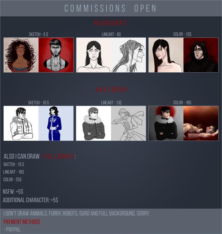 Commissions info by Dan-A-Frozen