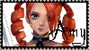SC Series: Amy Fan Stamp by xavs-stamps