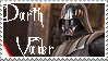 SC Series: Darth Vader Stamp by xavs-stamps