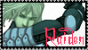 MG Series: Raiden Fan Stamp by xavs-stamps