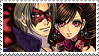 SC Series: Raphael-x-Amy Stamp by xavs-stamps
