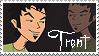 Daria Series: Trent Fan Stamp by xavs-stamps