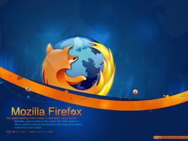 Mozilla Firefox by Crazy-Barca