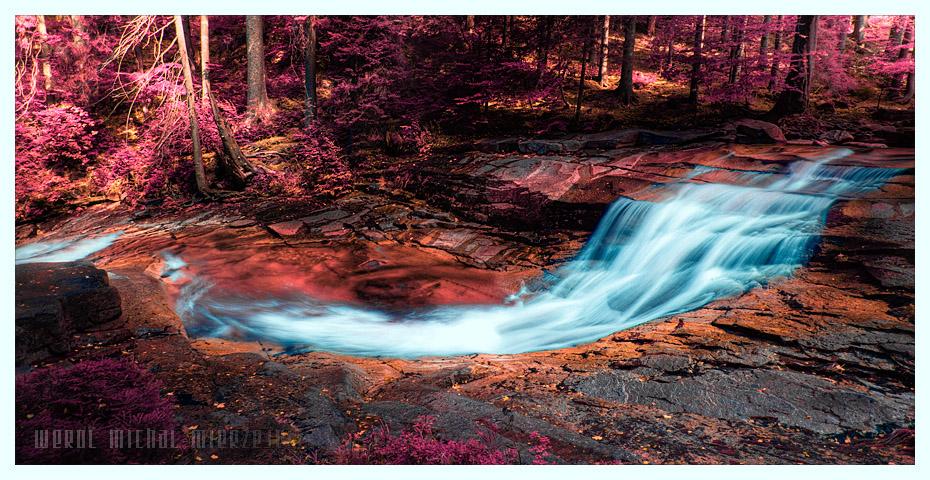 flowing by werol