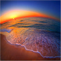 24 sunsets by werol