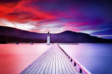Sunrise, Sunset by werol