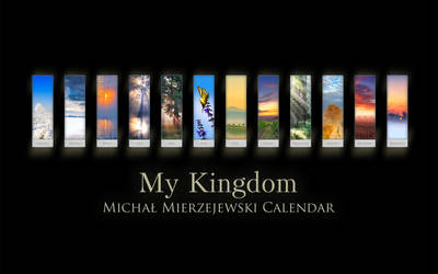 My Kingdom Calendar by werol