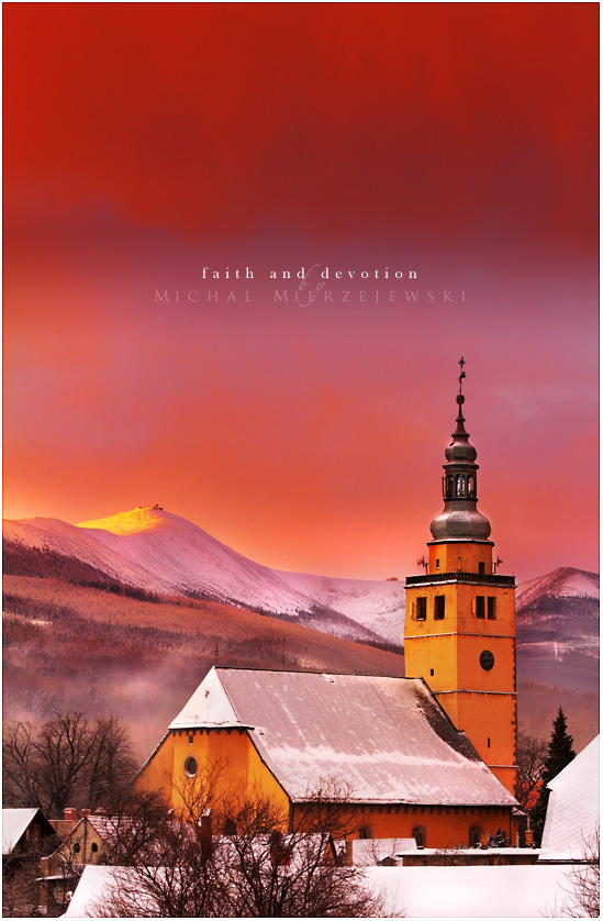 faith and devotion by werol