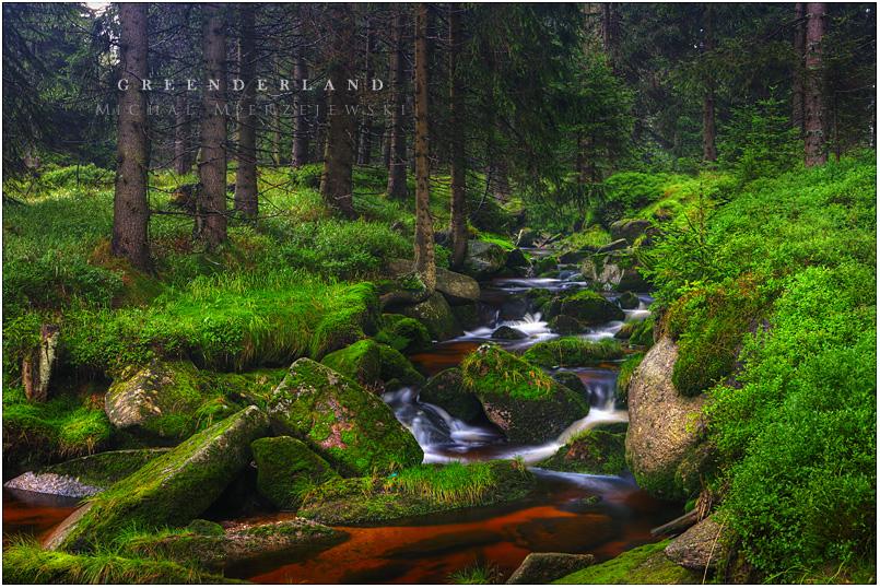 Greenderland by werol