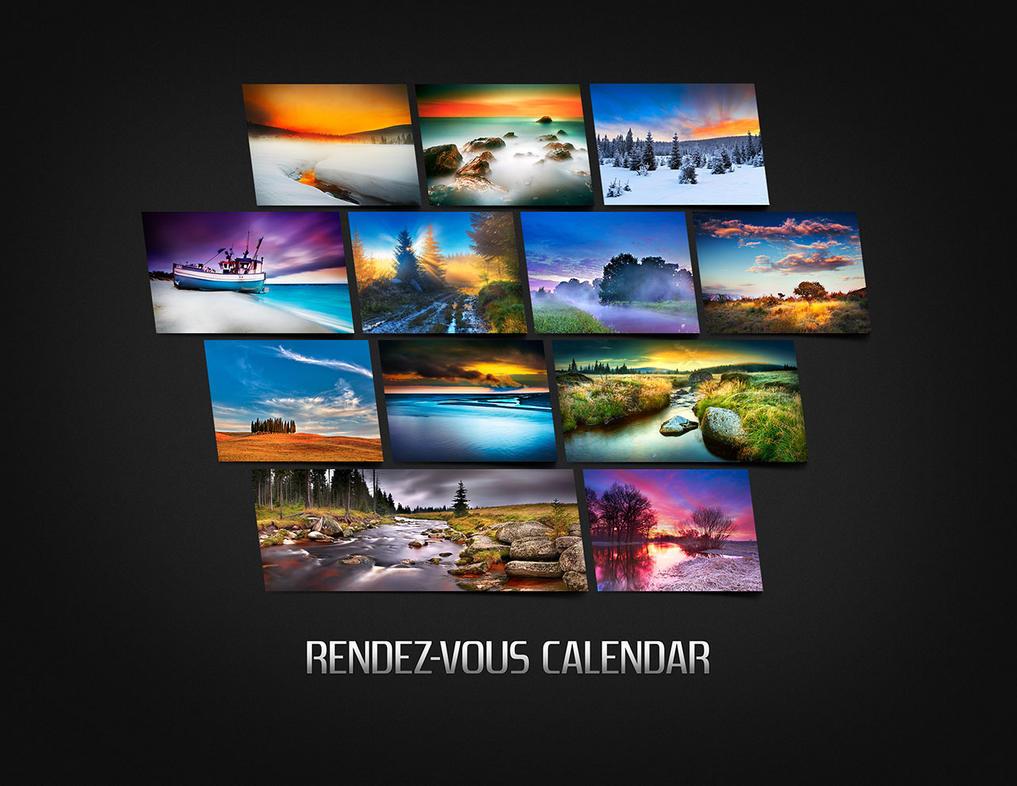 Rendez-vous Calendar by werol