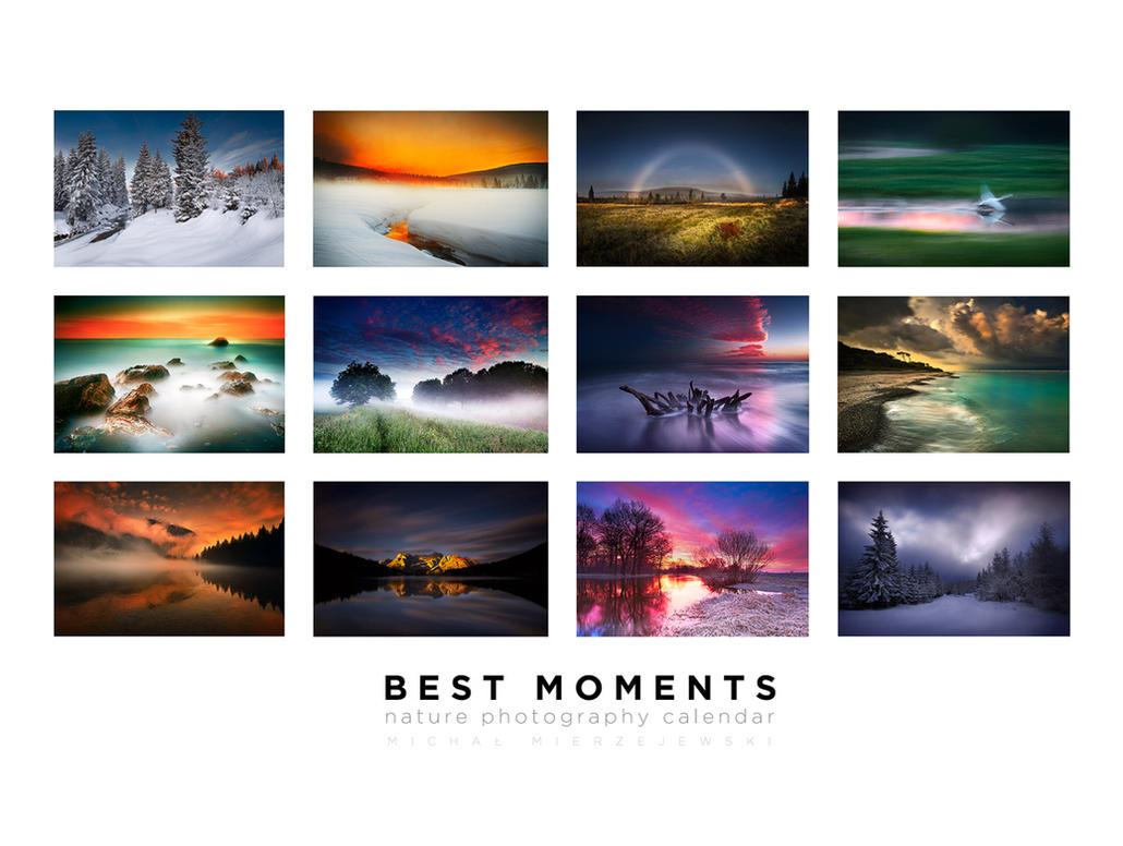 Best Moments Calendar by werol