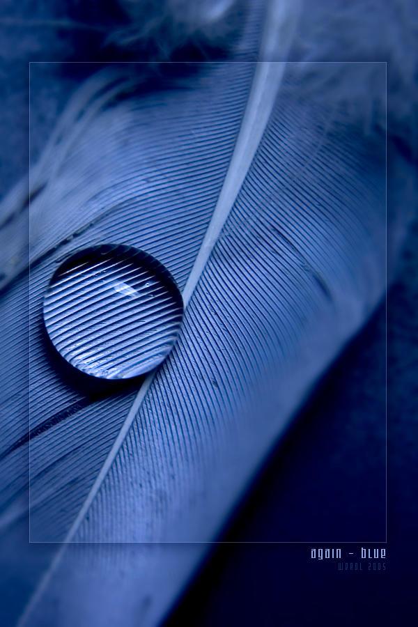 again - blue by werol