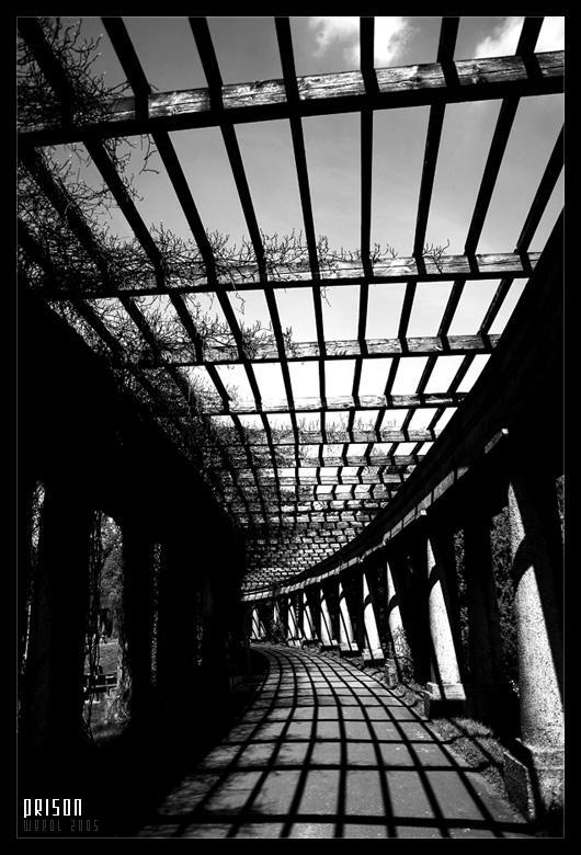 prison by werol