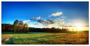 sweet sunrise by werol