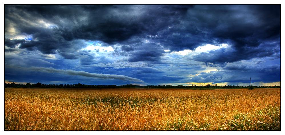 clouds by werol