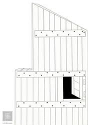 Barn Door '84 by Team L.A. Zen by 2snails1shell