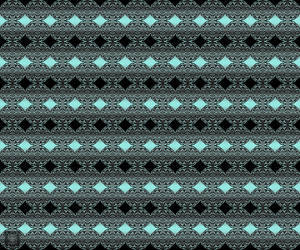 Blue Brains (Tiled) by Team L.A. Zen by 2snails1shell