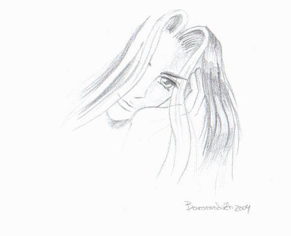 Practicing Manga Style 02 by barananduen