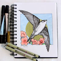 Inktober 01 - Swift