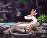 Coral Dragon by barananduen