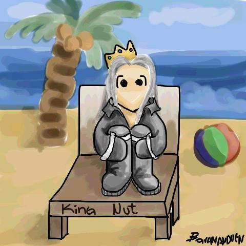 King Nut for nekokat by barananduen